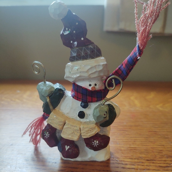 Kurt S. Adler .Inc Snowman Decoration